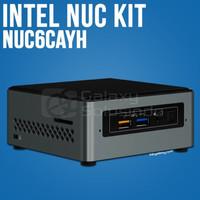 PAKET Intel NUC Kit NUC6CAYH / 6CAYH + Memory 8GB + SSD 240GB