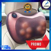 Bantal Pijat 8 Bola - Massage Pillow - Alat Massage