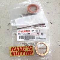 PAKING KNALPOT R15, R-15 NEW VVA LED, MT15, MT-15, XSR 155 ASLI YAMAHA