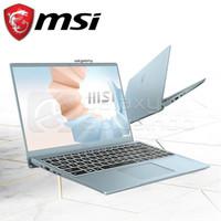 MSi MODERN 14 B11SB Core i7 1165G7 512GB SSD 16GB MX450 2GB Notebook