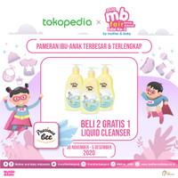 Precious Bee Liquid Cleanser - Pembersih botol isi 2 x 500ml