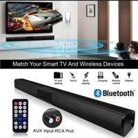 New 550mm Wireless Bluetooth Soundbar Stereo Subwoofer Speaker