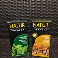Natur Extract Shampoo 140mL - ginseng