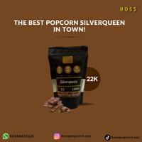 Popcorn Silverqueen Asli 100% Bosspopcorn