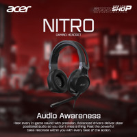 ACER Nitro AHW820 - Gaming Headset