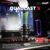 HyperX Quadcast S - Gaming Microphone