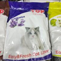 Pasir Kucing Wangi Top Cat Litter 5 L