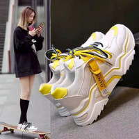 Sneakers Jintu Motif Baru Best Seller
