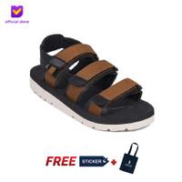 Sandal Pria Outdoor Footstep Footwear - Sandal Crown 0.2 Tan