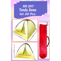 Tenda Camping Mendaki Gunung DOME Outdoor