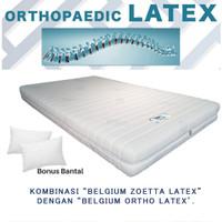 Full Latex Kasur Kesehatan Latex Orthopedic DR.BED uk.90x200