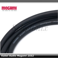 Kabel Audio Mogami 2552 [roll]