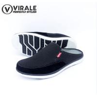 Sepatu Selop Pria / Sepatu Sandal Selop Pria Bagor BG 11 - 39