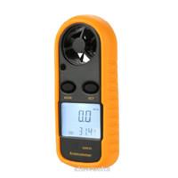 Gm816 Anemometer Digital Mini Genggam Pengukur Kecepatan Angin Bahan A