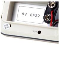 (COD) Termometer Anemometer Digital dengan Layar LCD