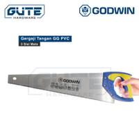 """Gergaji Kayu / Gergaji Tangan / Hand Saw PVC Godwin - Uk 16 18"""" 20"""""""