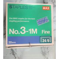 MAX Isi Staples Max Besar No. 3-1M / Refill Stapler No.3 1M