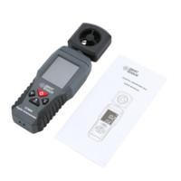 Smart Sensor St9606 Anemometer Digital Pengukur Kecepatan Angin