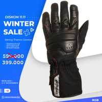 Themis Gore-tex Gloves Waterproof Original Sarung tangan Motor