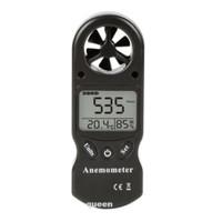 Wind Speed Anti Interference Gauge Measurement Mini Durable Waterproof