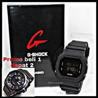 PALING LARIS G-SHOCK DW 5600 + BOX + FREE JAM TANGAN Quiksilver