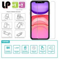 LP HD Tempered Glass iPhone 12 Pro Max 6.7 - Original Clear Ori Kaca
