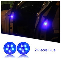 LAMPU LED PINTU MOBIL WIRELESS SAFETY CAR DOOR WARNING LIGHT