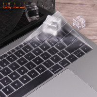 Silicone Keyboard Cover for Macbook Pro 13 A1708 2016 2017 without Tou