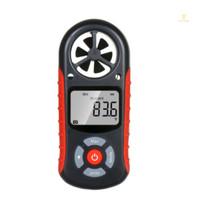 Cosh 8 In 1 Anemometer Genggam Digital Lcd Pengukur Kecepatan Angin /