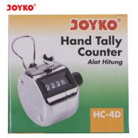 Hand Counter / Alat Hitung Joyko HC-4D
