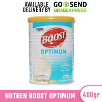 NUTREN Boost Optimum 400 gr / Susu Formula Nutrisi Lengkap Dewasa