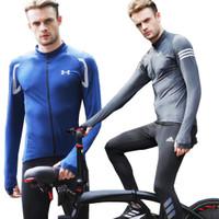 Baju Sepeda PREMIUM Cycling Manset Sports Compression Body Fit DRI FIT - LC 10, M