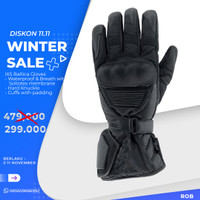 Waterproof Glove Baltic Original Sarung tangan Motor