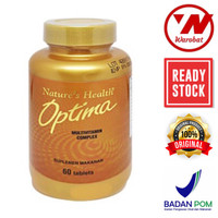 Natures Health / Nature's Health Optima / Multivitamin 60 Tablets