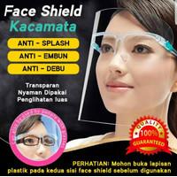 Kacamata Face Shield Nagita APD Medis Eyeglasses Eyewear
