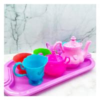 mainan masak masakan teko set