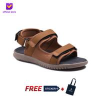 Sandal Pria Outdoor Footstep Footwear - Bionic Tan