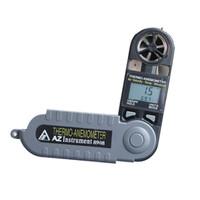 Heng Xin az8908 Anemometer Digital 2 In 1 Presisi Tinggi
