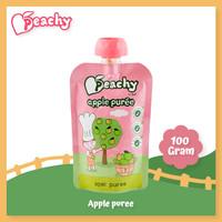 Peachy Apple puree