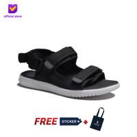 Sandal Pria Outdoor Footstep Footwear - Bionic Black