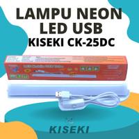 Lampu Neon Emergency TERMURAH LED USB KISEKI 25DC