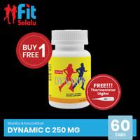 Dynamic C 250mg 60 Tablets