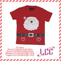 Kaos Natal santa dewasa
