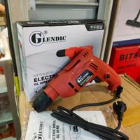 Mesin bor 10mm Keyless GLENDIC GL10RE Key less drill 10 mm tanpa kunci