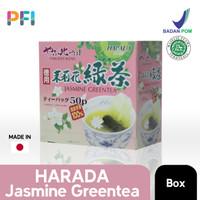Harada Jasmine Green Tea Box 50s