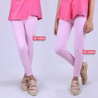 (Bisa Pilih Warna) Legging Anak Perempuan / Celana Panjang Leging Cewe - 1-2th
