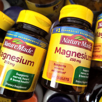 Nature Made Magnesium 250 mg 100 tablet
