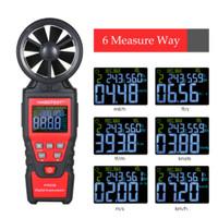 Handheld Wind Speed Meter HABOTEST HT625A HT625B Digital Anemometer Ga