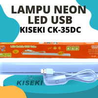 Lampu Neon Emergency LED USB TERMURAH KISEKI 35DC