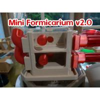 Mini Formicarium (Ant Nest) Versi 2